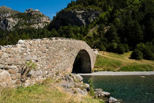 Puente de Bujaruelo.