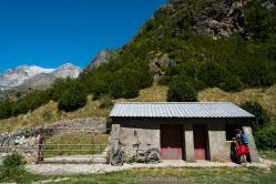 Cabaña de pastores del Vado
