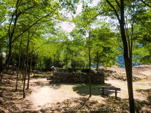 El Coret donde està el cementiri de la Teresa